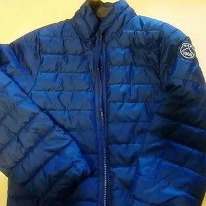 GAP size medium 8-10 lightweight down winter coat.